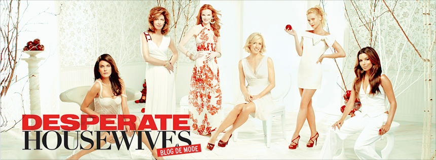 Mode Desperate Housewives