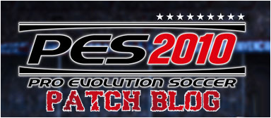 PES 2010 Patch Blog