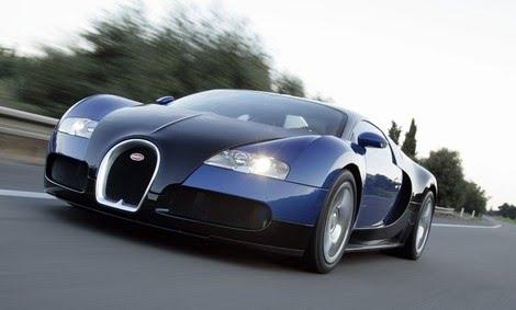 bugatti veyron cars