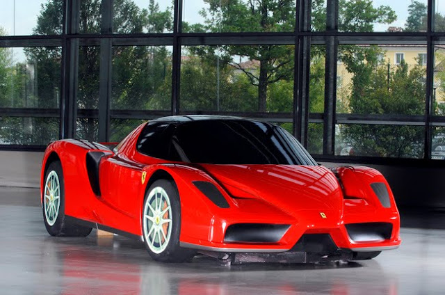 Ferrari cars enzo red 2010_wallpapers fxx picture 1