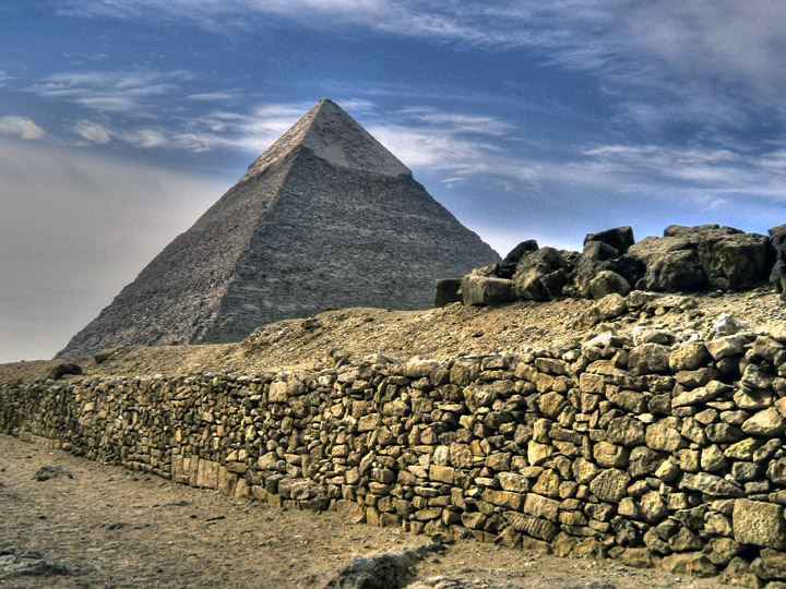 Great  Pyramid of Giza pictures Egypt Cairo