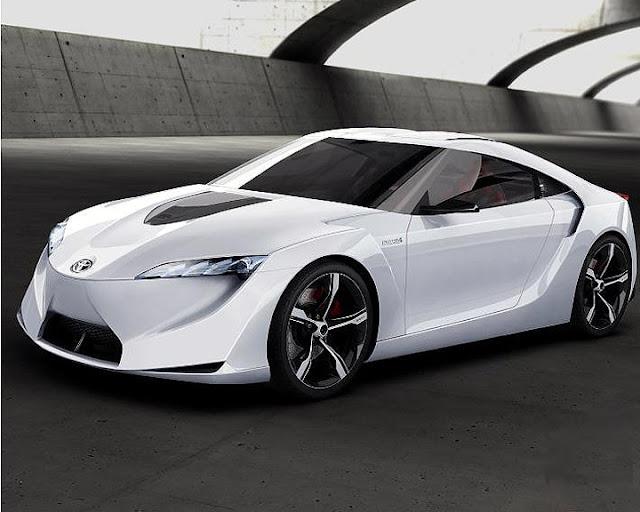 Cars, Concept cars 2011, Toyota Supra hybride concept car wallpaper