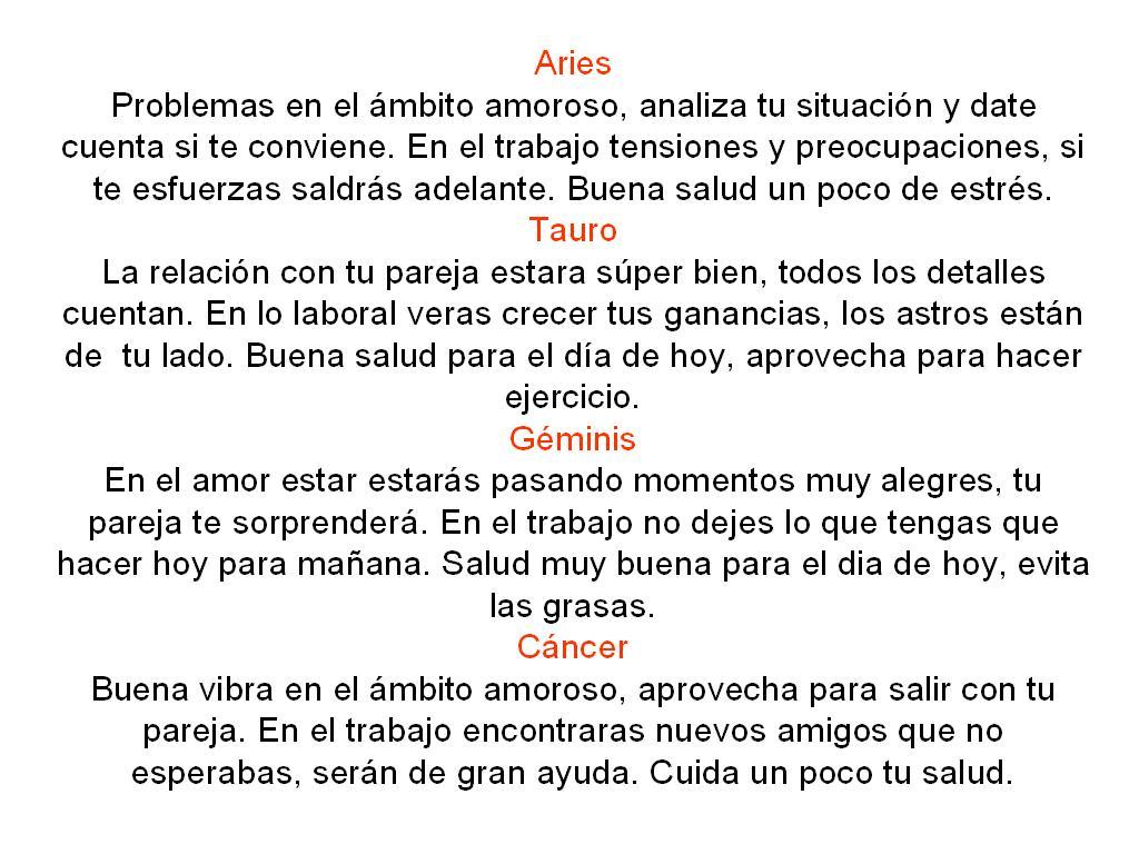 Horoscopo De Libra Ver Gratis Hoy
