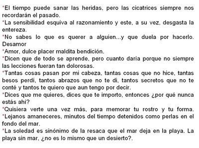 Mensajes cortos de despedida - Literato.es