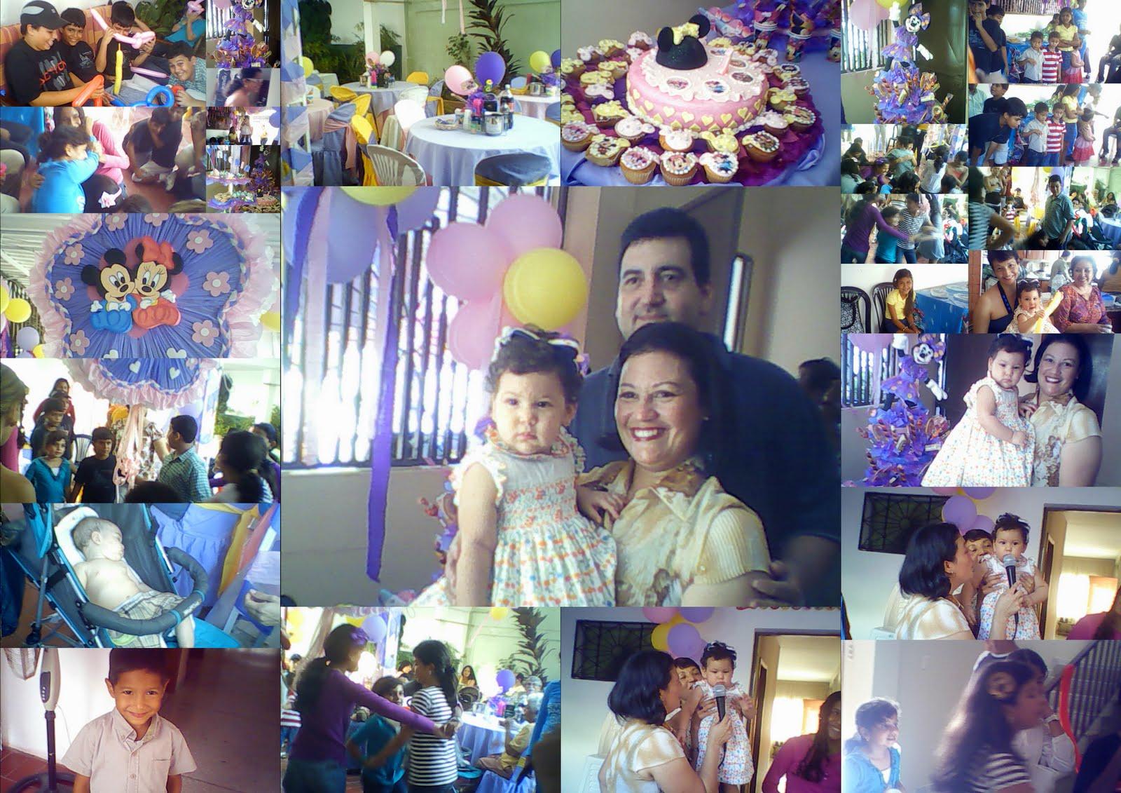 Cumpleaños de ANA VALERIA SOLIS SANCHEZ