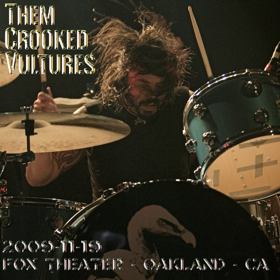 them crooked vultures  2009