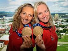 Médailles des Worlds 2009