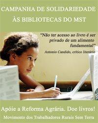 Campanha Biblioteca do MST