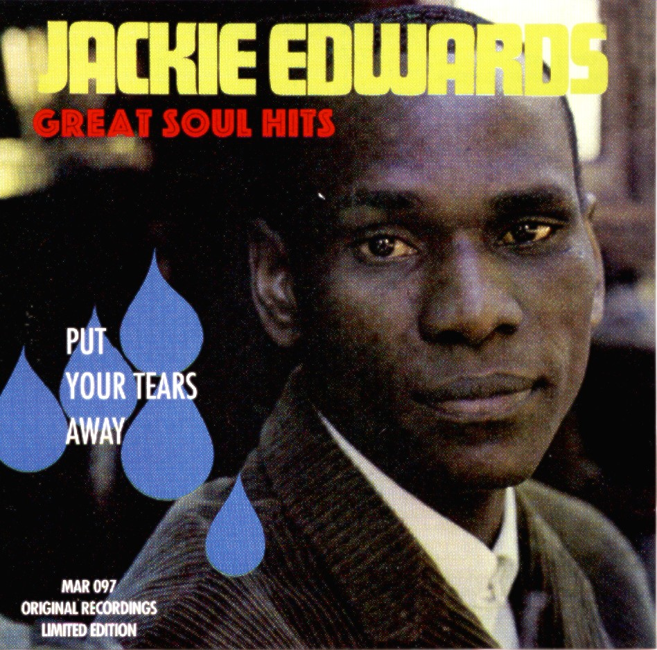 Jackie Edwards And Soulmakers The Vamp Let Me Love You