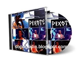CD Pixote - Obrigado Brasil (2010)
