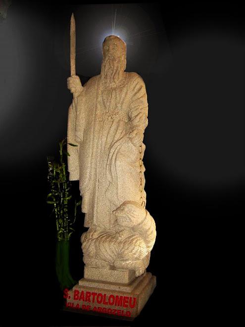 Escultura em granito 1.80cm de altura