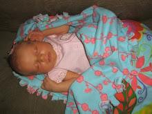Sweet baby Taytum