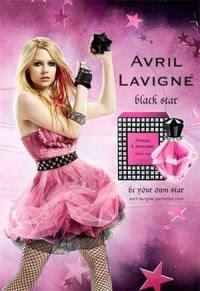 Avril Lavigne Black Star - vizual k uvedeni vune