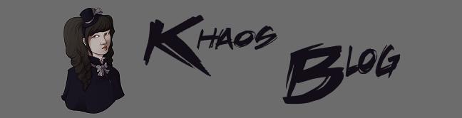 Khaos Blog