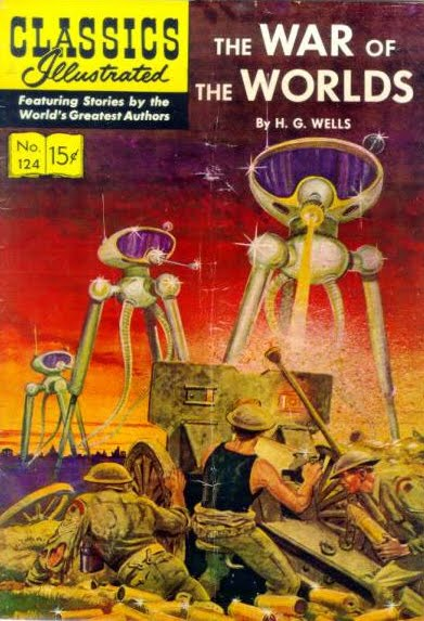 war of the worlds tripod model. The War of the Worlds by H. G.