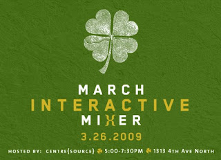March Interactive Mixer