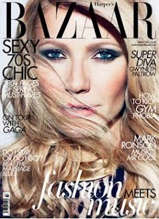 Harper's Bazaar February 2011