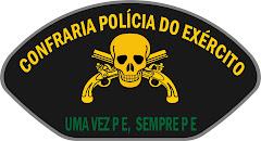 BRASÃO DO GORRO - CONFRARIA PE - VELHA GUARDA.