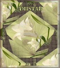 Premio Flor de Amistad