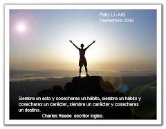 Reto Li-Artt Sept 2009