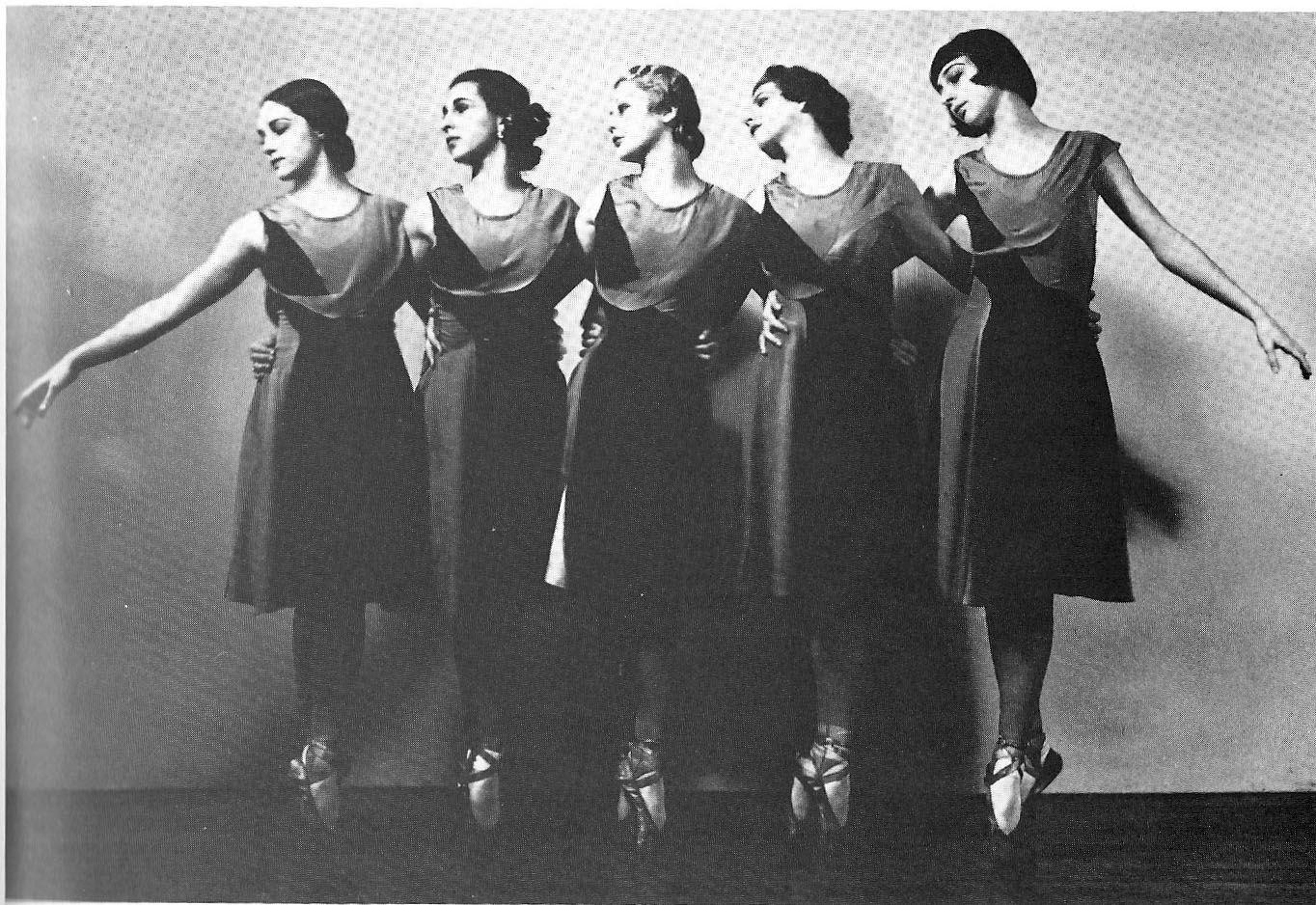 Balanchine's Serenade - early production