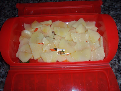 La cocina paso a paso de erdecai 02 09 - Lenguado al microondas ...