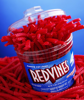Red vines candy logo #1