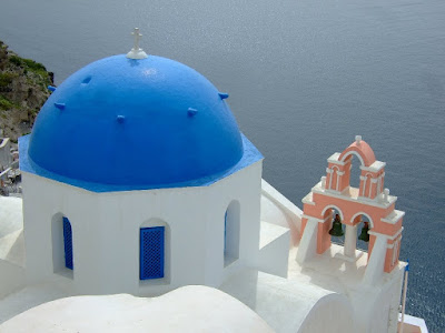 Church at Oia