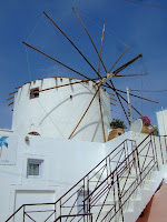 Windmill at Fira