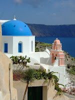 Church at Oia, Santorini
