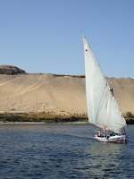 Our first felucca
