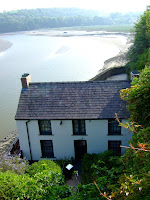 Dylan Thomas' Boat House