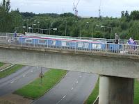 Road aqueduct