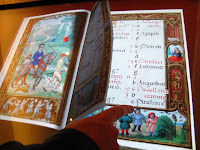 Page  turning virtual book at British Library