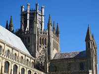Ely Cathedral - octagonal tower