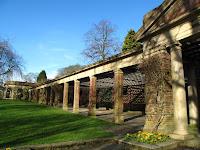 Sun Colannade - Valley Gardens