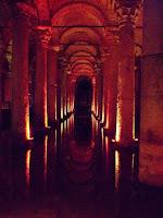 The Bascilica Cistern