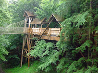 Alnwick Castle's Treehouse