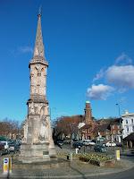The 'new' Banbury Cross