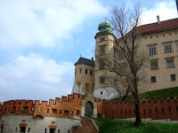 Castle on Wawel Hill