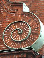 Brickwork detail