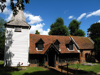 Greensted historic church