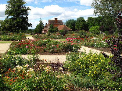 Royal National Rose Society garden