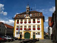 Rottingen Rathaus