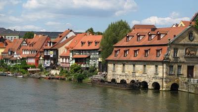 'Little Venice', Bamberg