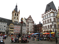 Trier town square