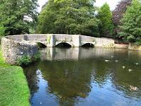 Sheepwash Bridge in Ashford In The Water