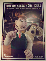 Wallace and Gromit Exhibition