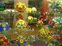 Science Museum: regular solids