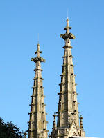 Spires of the Stadtkirche